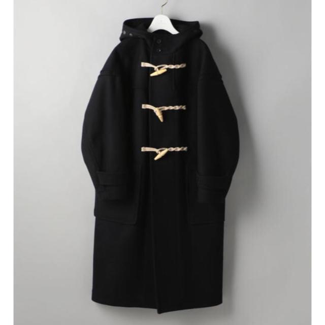 HYKE(ハイク)のHYKE ダッフルコート レディースのジャケット/アウター(ダッフルコート)の商品写真