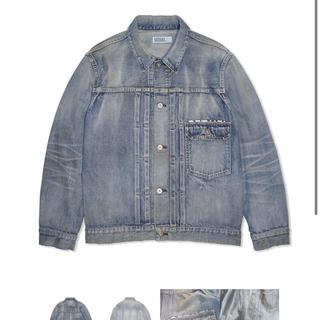 フラグメント(FRAGMENT)のsequel denim jacket fragment design Mサイズ(Gジャン/デニムジャケット)