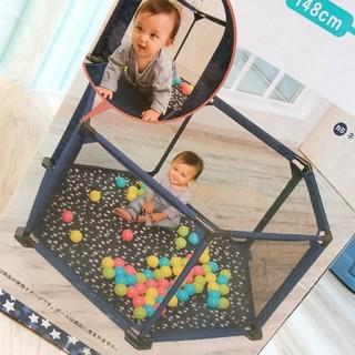 洗えるソフトベビーサークル5ヶ月~3歳6ヶ月