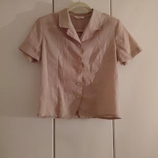 ロキエ(Lochie)のㅤベー ジュ カ イ キ ン ブラ ウ ス(Tシャツ(半袖/袖なし))