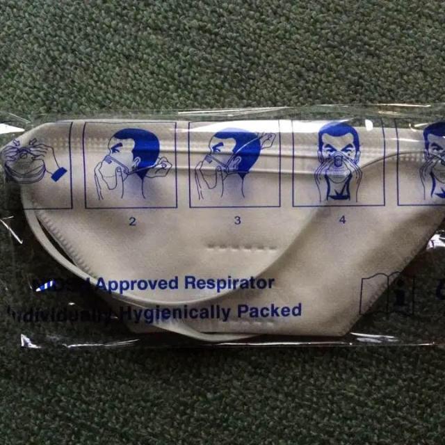 3m 防護マスク 9010v n95 | マスク バラ売りの通販 by らんらんる's shop