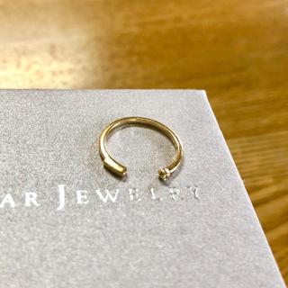 スタージュエリー(STAR JEWELRY)の(本日中の専用出品)Ster jewelry リング k10  ダイヤ(リング(指輪))