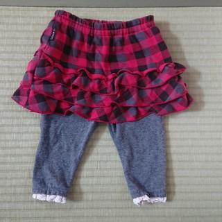 ベルメゾン(ベルメゾン)のスカッツ 70サイズ(スカート)