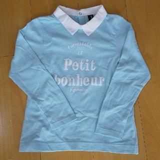 ポンポネット(pom ponette)のポンポネット ジュニア 長袖カットソー 120(Tシャツ/カットソー)