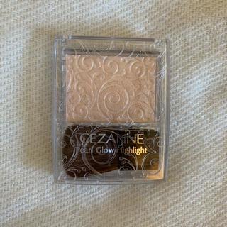 セザンヌケショウヒン(CEZANNE(セザンヌ化粧品))のセザンヌ パールグロウハイライト01(フェイスカラー)