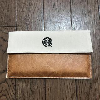 スターバックスコーヒー(Starbucks Coffee)のスタバ ペンケース風 ポーチ(ペンケース/筆箱)