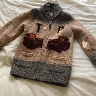 シアタープロダクツ(THEATRE PRODUCTS)のtheatre products knit outer(ニット/セーター)