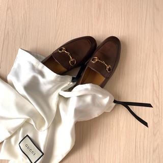 グッチ(Gucci)の新品♡ グッチ GUCCI ホースビット ローファー(ローファー/革靴)
