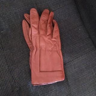 シビラ(Sybilla)の☆シビラ 革手袋☆(手袋)