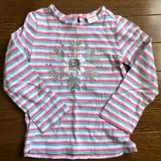 ジンボリー(GYMBOREE)の長袖 Tシャツ 4T(Tシャツ/カットソー)