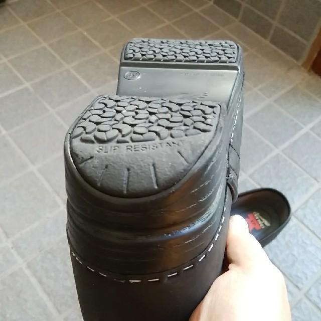 dansko(ダンスコ)の美品 ダンスコXP黒 39 レディースの靴/シューズ(ローファー/革靴)の商品写真