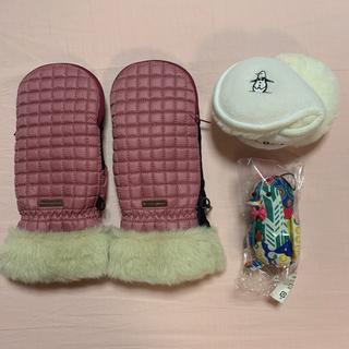 マンシングウェア(Munsingwear)の❤️マンシングウェア 手袋&耳あて(イヤーマフ)