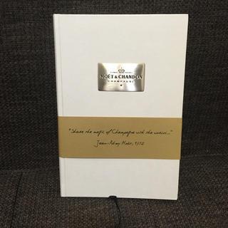 モエエシャンドン(MOËT & CHANDON)の【非売品】モエシャンドン  ノートブック(ノベルティグッズ)