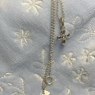アガタ(AGATHA)のネックレス シルバー925   フランス製(ネックレス)