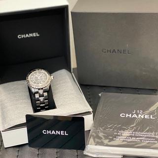 CHANEL - シャネル 腕時計 CHANEL J12
