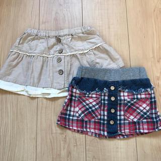 ビケット(Biquette)のスカートセット①(スカート)
