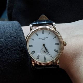 パテックフィリップ(PATEK PHILIPPE)のパテックフィリップ腕時計(腕時計(アナログ))