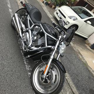 ハーレーダビッドソン(Harley Davidson)の値下げ歓迎!ハーレーダビッドソン VROD カスタム(車体)