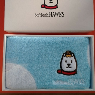 ソフトバンク(Softbank)のSoftBank HAWKS(ソフトバンク ホークス)オリジナルタオル (応援グッズ)