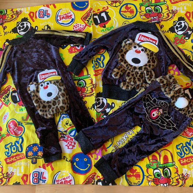JAM(ジャム)のJAM フリカエレバクマタロウ キッズ/ベビー/マタニティのキッズ服男の子用(90cm~)(ジャケット/上着)の商品写真