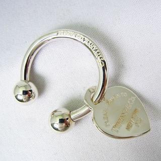 ティファニー(Tiffany & Co.)のティファニー 925 リターン トゥ  ハート キーリング[g146-5](キーホルダー)
