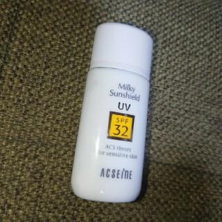 ACSEINE - アクセーヌ ミルキィサンシールド 日焼け止め乳液