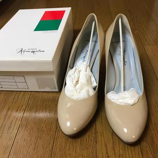 ギンザカネマツ(GINZA Kanematsu)の銀座かねまつ【美品】(ハイヒール/パンプス)