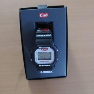 ジーショック(G-SHOCK)のGショック スーパーカブ コラボ限定品(腕時計(デジタル))