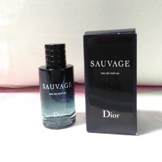 ディオール(Dior)の【Dior】 ディオール ソヴァージュ オードゥ トワレ 10ml (香水(男性用))