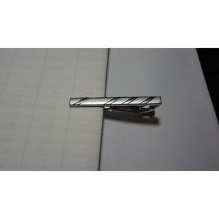 新品 Prendedor gravata ネクタイピン 4本ストライプ コスプレ(小道具)
