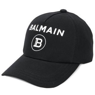 バルマン(BALMAIN)の新品未使用!送料込み★BALMAIN★ロゴキャップ(キャップ)