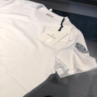 モンクレール(MONCLER)のモンクレール シンプルTシャツ(Tシャツ(半袖/袖なし))