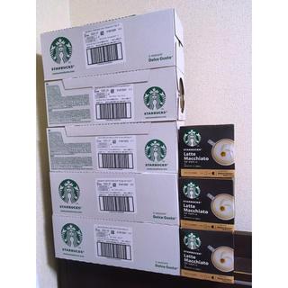 スターバックスコーヒー(Starbucks Coffee)のスターバックス ネスレ ドルチェグスト 専用カプセル(コーヒー)