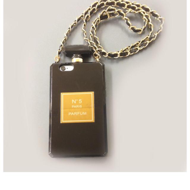 iphone8 ケース 手帳 おしゃれ メンズ | iPhone6s/6♡ブラック香水ケースの通販 by ♡24h質問、注文オッケー♡|ラクマ