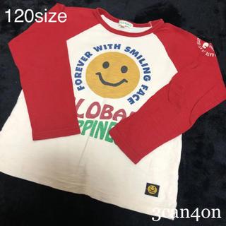 サンカンシオン(3can4on)の【 120 】3can4on ロンT(Tシャツ/カットソー)