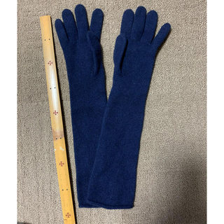 ジョンストンズ(Johnstons)のジョンストンズ ロンググローブ 手袋 カシミヤ(手袋)