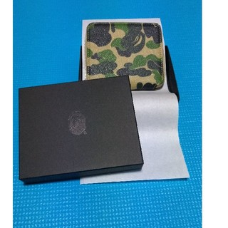アベイシングエイプ(A BATHING APE)のa bathing ape 財布(折り財布)