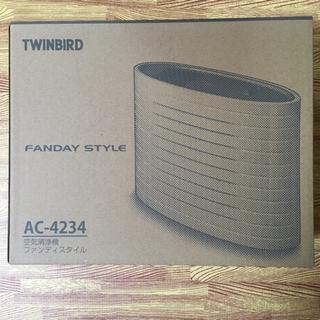 ツインバード(TWINBIRD)のりん様専用 空気清浄機 ファンディスタイル(その他)