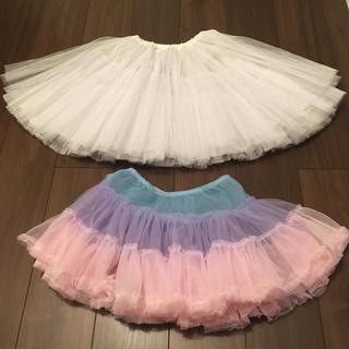 アンジェリックプリティー(Angelic Pretty)のパニエ2枚セット ロリィタ服などに(ミニスカート)