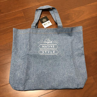 NATIVE STYLE トートバッグ 新品(トートバッグ)