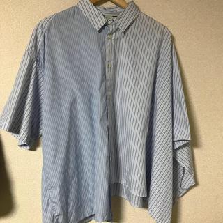 ジエダ(Jieda)のjieda アシンメトリーシャツ 19ss(シャツ)