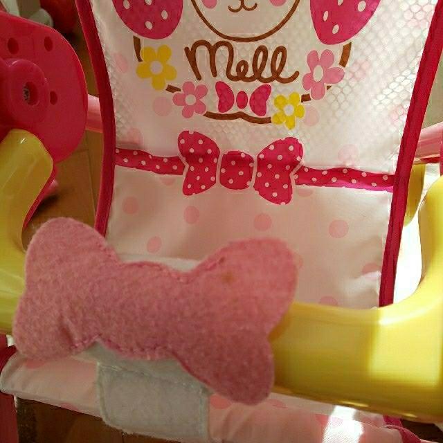 PILOT(パイロット)のメルちゃん ベビーカー キッズ/ベビー/マタニティのおもちゃ(知育玩具)の商品写真