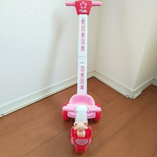 パイロット(PILOT)のメルちゃん 三輪車(知育玩具)