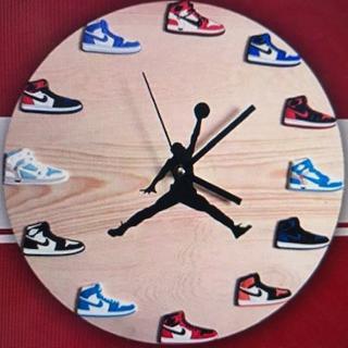 ナイキ(NIKE)のジョーダン1 壁掛け 時計  NIKE ジョーダン時計(スニーカー)