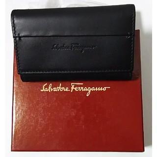 サルヴァトーレフェラガモ(Salvatore Ferragamo)のFerragamo(フェラガモ) 6連キーケース(キーケース)