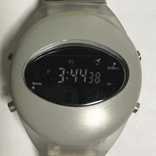 GIGA-SK メンズ腕時計 デジタル 中古品(腕時計(デジタル))