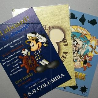Disney - ディズニーポストカードセット