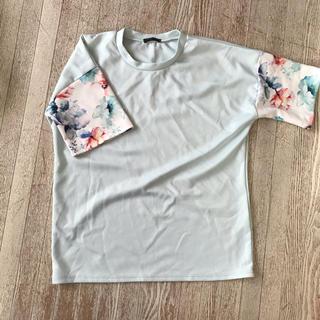 ミックスエックスミックス(mixxmix)の韓国 シャツ(Tシャツ(半袖/袖なし))