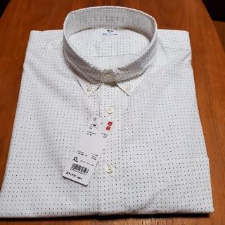 ユニクロ(UNIQLO)のユニクロ ブロードシャツ メンズ(シャツ)