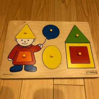 ボーネルンド(BorneLund)のボーネルンドオリジナルパズル(知育玩具)